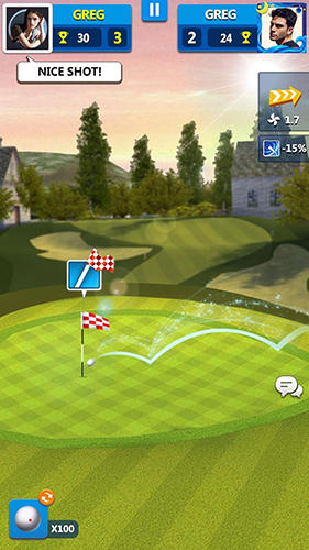 Golf master 3D screenshot 5