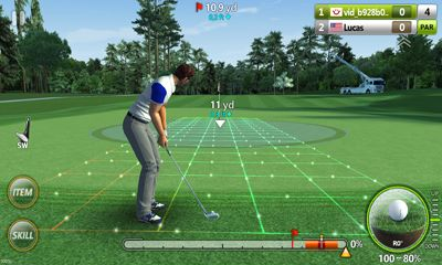 Golf Star screenshot 4