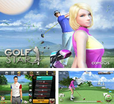 In addition to the game Golf 3D for Android phones and tablets, you can also download Golf Star for free.