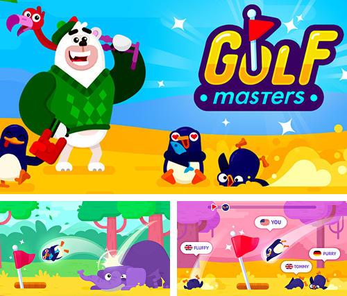 Golfmasters: Fun golf game