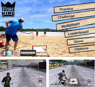 In addition to the game Gregs World for Android phones and tablets, you can also download Gongshow Saucer King for free.