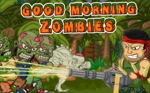 Good morning zombies обложка