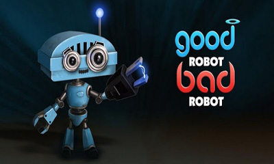 Good Robot Bad Robot обложка