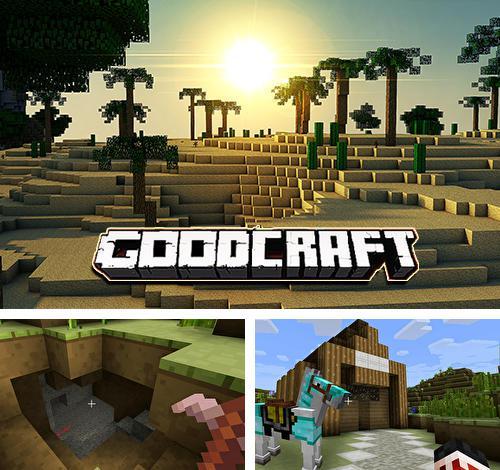 Goodcraft Für Android Kostenlos Herunterladen Spiel Goodcraft Für - Minecraft kostenlos spielen auf tablet