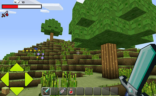 Screenshots von Goodcraft 2 für Android-Tablet, Smartphone.