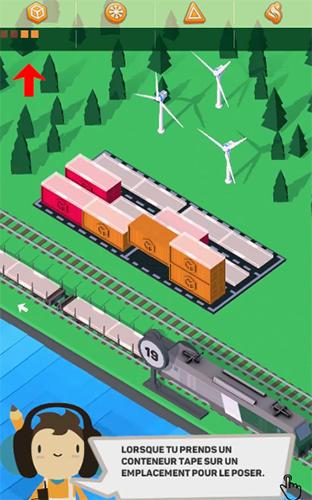 goods train fever pour android t l charger gratuitement jeu trains de transport fi vre sous. Black Bedroom Furniture Sets. Home Design Ideas