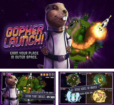 In addition to the game Parkgasm for Android phones and tablets, you can also download Gopher Launch for free.