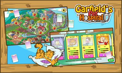 Get full version of Android apk app Garfield's pet hospital for tablet and phone.