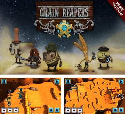 In addition to the game Enclosure for Android phones and tablets, you can also download Grain Reapers for free.