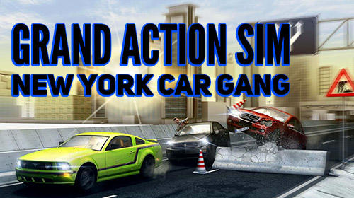 Grand action simulator: New York car gang обложка