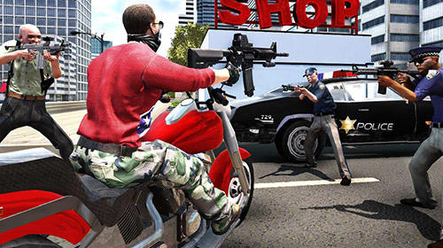 Grand action simulator: New York car gang скриншот 2