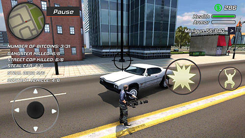 Grand action simulator: New York car gang картинка из игры 3