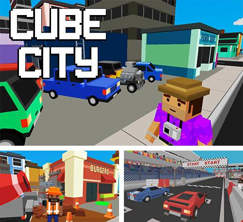 Grand cube city: Sandbox life simulator