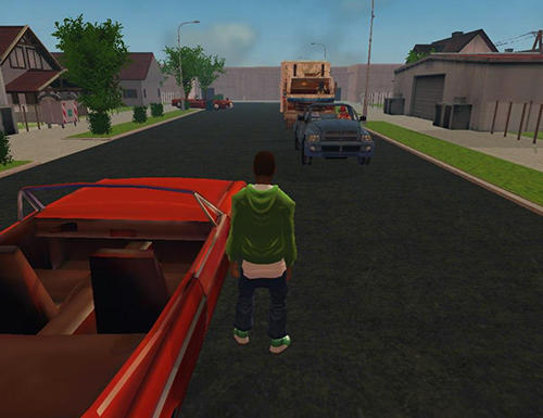 Grand gang city Los Angeles screenshot 1