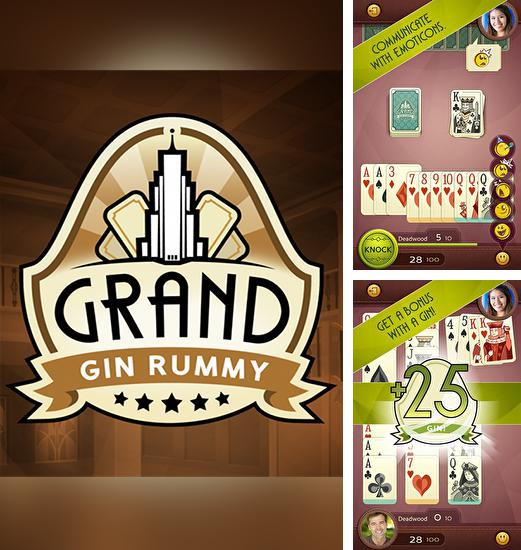 Grand gin rummy