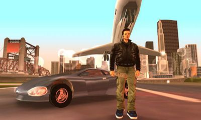 Screenshots von Grand Theft Auto III für Android-Tablet, Smartphone.