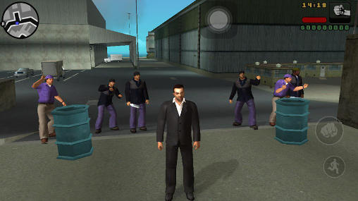 Grand theft auto: Liberty City stories for Android