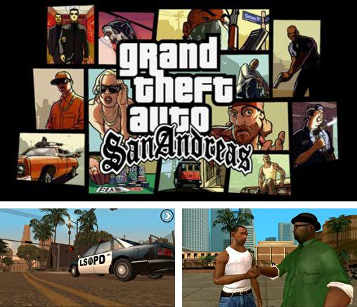 Grand theft auto: San Andreas v1.08 / GTA SA