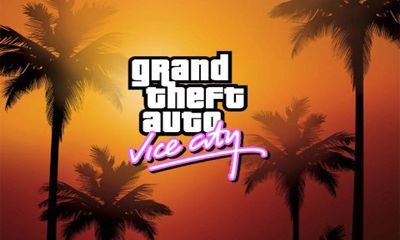 Grand Theft Auto Vice city v1.0.7  / GTA VC обложка