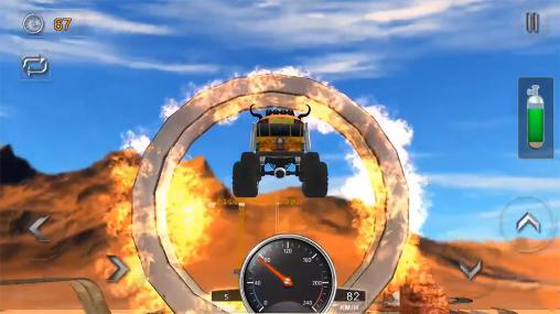 Screenshots von Grand truck stunts 2016 für Android-Tablet, Smartphone.