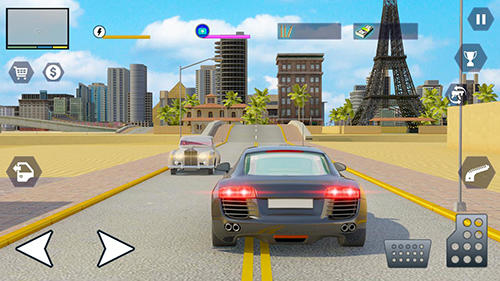 Grand Vegas crime city screenshot 2