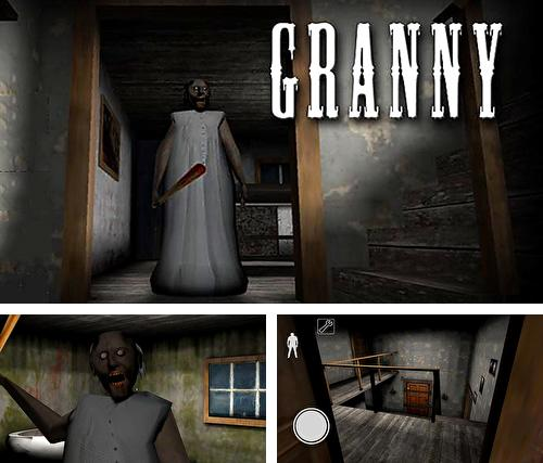 In addition to the game Rider for Android phones and tablets, you can also download Granny for free.