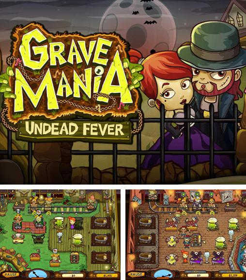In addition to the game Zombie Cafe for Android phones and tablets, you can also download Grave mania: Undead fever for free.