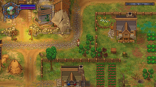 Screenshots von Graveyard keeper für Android-Tablet, Smartphone.