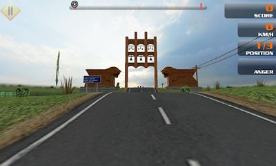 GraviTire 3D screenshot 3