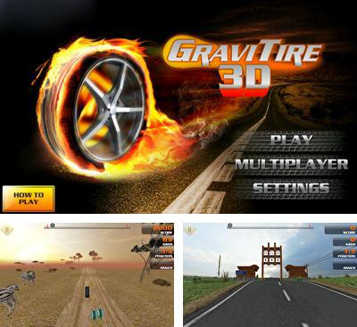 In addition to the game Cube of Atlantis for Android phones and tablets, you can also download GraviTire 3D for free.