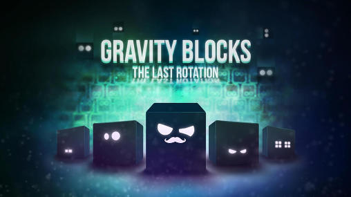 Gravity blocks X: The last rotation обложка