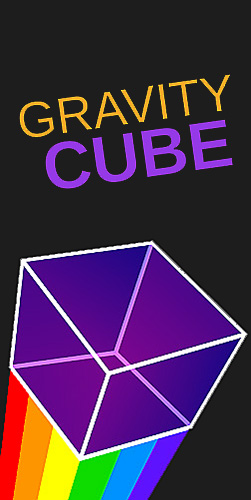 Gravity cube poster