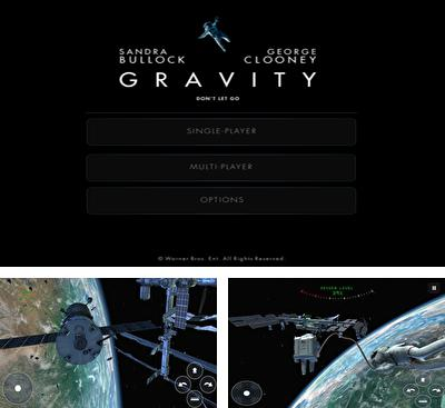 In addition to the game F-Sim Space Shuttle for Android phones and tablets, you can also download Gravity: Don't Let Go for free.