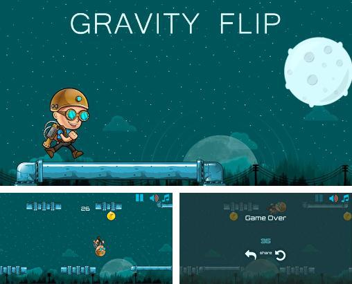In addition to the game Pirate escape for Android phones and tablets, you can also download Gravity flip for free.