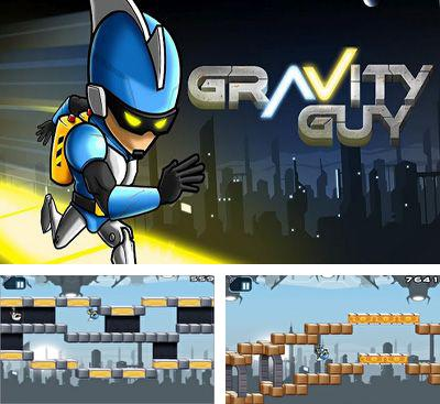 In addition to the game Shufflepuck Cantina for Android phones and tablets, you can also download Gravity Guy for free.
