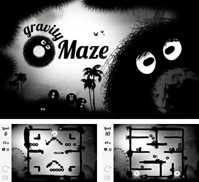 In addition to the game Naught for Android phones and tablets, you can also download Gravity Maze for free.
