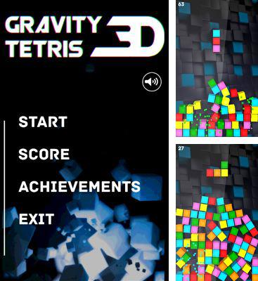 In addition to the game Puzzle Pug for Android phones and tablets, you can also download Gravity tetris 3D for free.