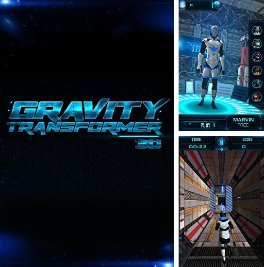 In addition to the game Hextacy for Android phones and tablets, you can also download Gravity transformer 3D for free.