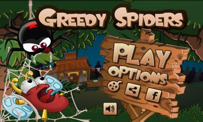 Greedy Spiders обложка