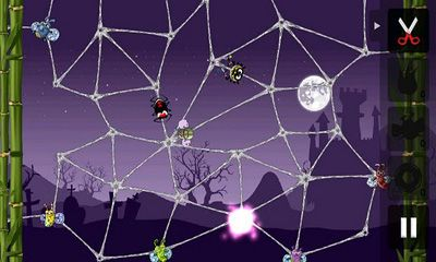 Screenshots von Greedy Spiders für Android-Tablet, Smartphone.