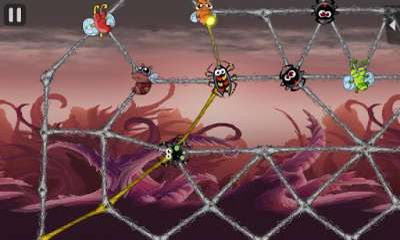 Greedy Spiders 2 screenshot 4