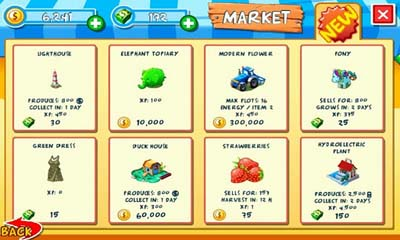 Download Green Farm Android free game.