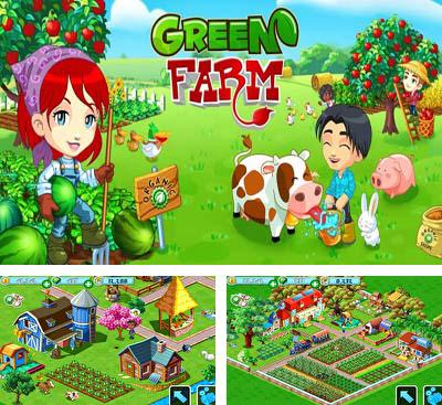 In addition to the game Farm Frenzy 3 for Android phones and tablets, you can also download Green Farm for free.