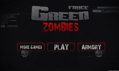 Green Force Zombies screenshot 1