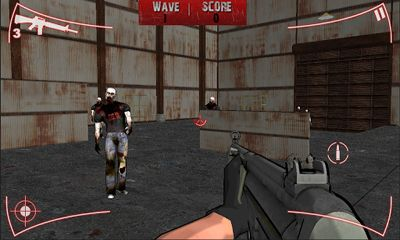 Green Force Zombies screenshot 3
