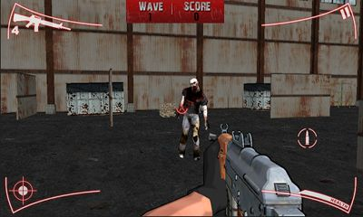 Green Force Zombies screenshot 5