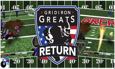 Gridiron Greats Return обложка