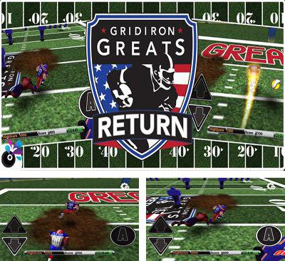 In addition to the game Wilton's Mystery for Android phones and tablets, you can also download Gridiron Greats Return for free.