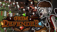 Grim defender: Castle and tower defense APK