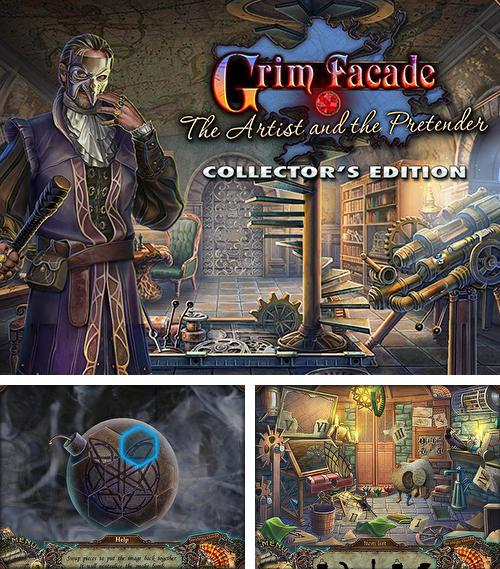 Grim facade: The artist and the pretender. Collector's edition